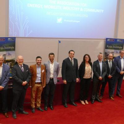 Decarbonising Ireland with Zero-Carbon Technologies